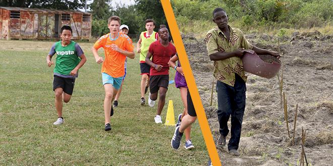 Sponsorisez un participant au Camp Sport Plus