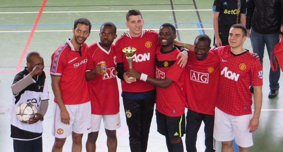Les gagnants du tournoi